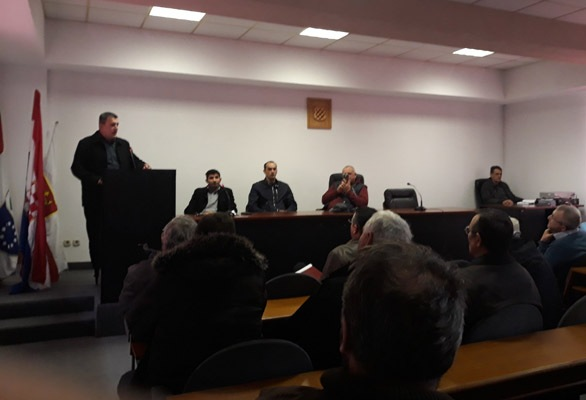 Sastanak Udruženja poljoprivrednika FBiH u Tomislavgradu