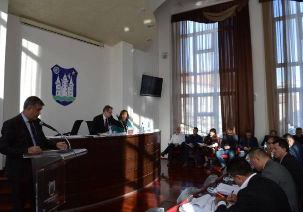 Prijedlog o zaduženju na sjednici Gradskog vijeća 24. decembra