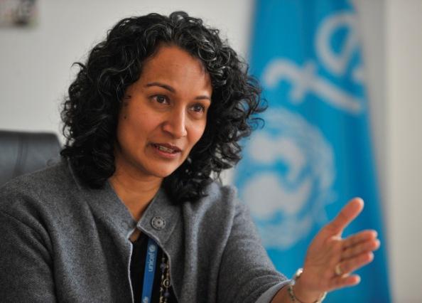 Geeta Narayan, predstavnica UNICEF-a u BiH