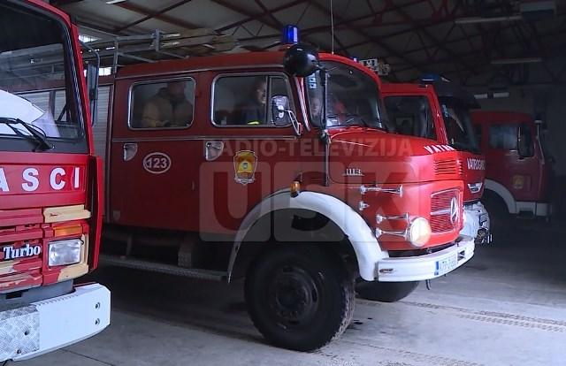 Vatrogasci uvijek spremni, ako zatreba