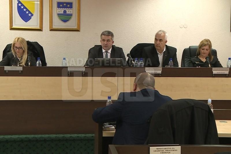Na vanrednoj sjednici Skupštine prihvaćena odluka o privremenom finansiranju USK