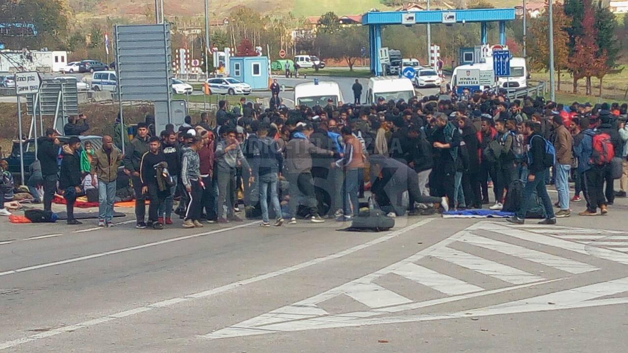 AMNESTY INTERNATIONAL: EU SUDJELUJE U POLICIJSKOM NASILJU NAD MIGRANTIMA NA HRVATSKIM GRANICAMA