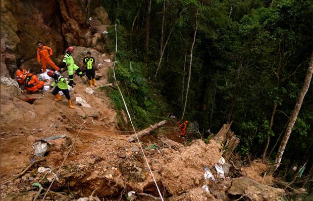 INDONEZIJA: U KLIZIŠTU U RUDNIKU ZLATA POGINULO PET LJUDI