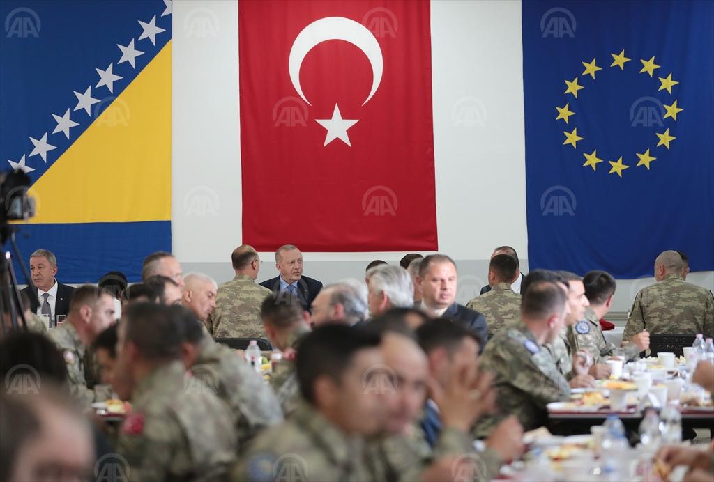 TURSKI PREDSJEDNIK ERDOGAN DOPUTOVAO U POSJETU BIH