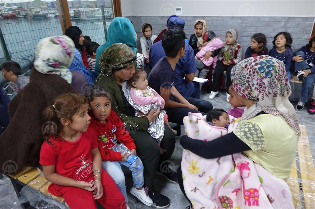TURSKA: U CANAKKALEU UHVAĆENO 330 MIGRANATA