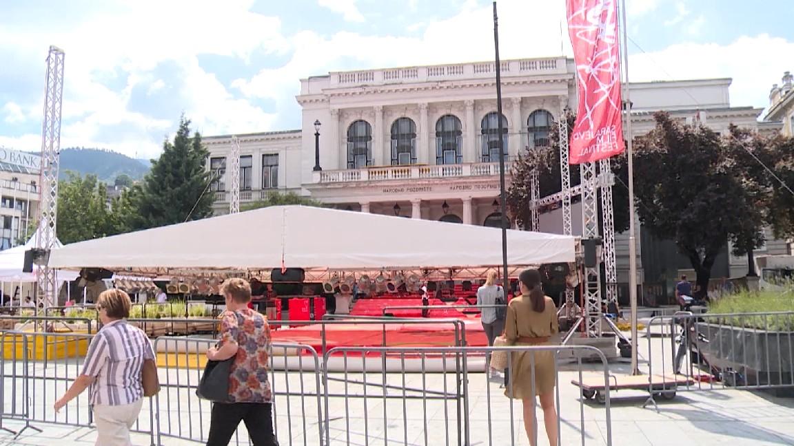 SARAJEVO FILM FESTIVAL: NEVIDLJIVO DIJETE