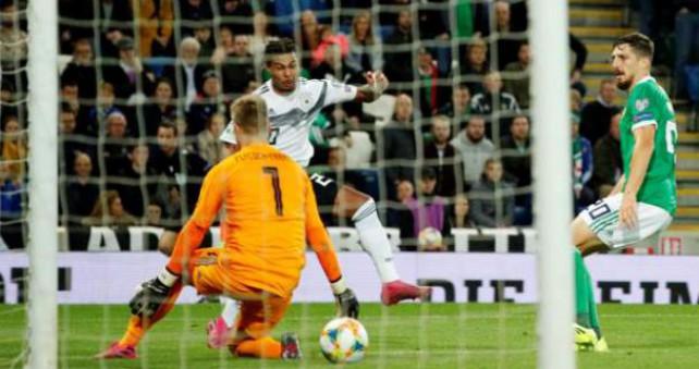 KVALIFIKACIJE ZA EURO 2020: NIJEMCI POBIJEDILI SJEVERNU IRSKU, SLOVENIJA SAVLADALA IZRAEL
