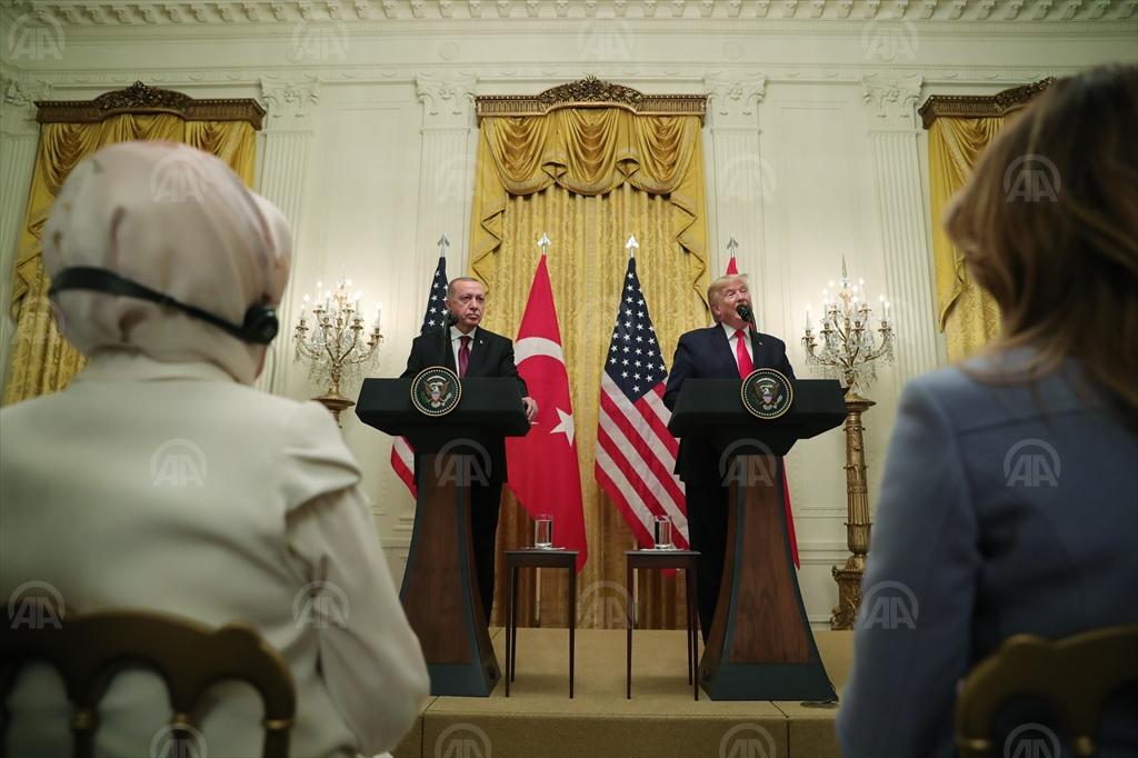 ERDOGAN NAKON SASTANKA S TRUMPOM: TURSKA NEMA PROBLEMA S KURDIMA, NEGO S TERORISTIMA