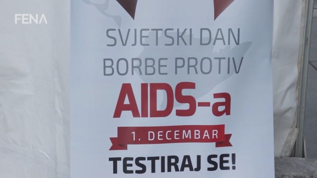 SVJETSKI DAN BORBE PROTIV HIV-A I AIDS-A: NA PROSTORU FEDERACIJE BIH POVEĆANE MJERE PREDOSTROŽNOSTI