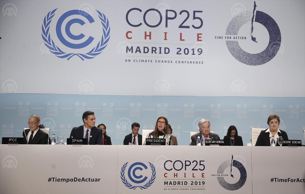 U MADRIDU POČELA UN-OVA KONFERENCIJA O KLIMATSKIM PROMJENAMA