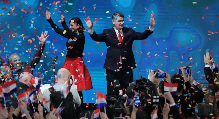 DIP POTVRDIO: ZORAN MILANOVIĆ PREDSJEDNIK HRVATSKE