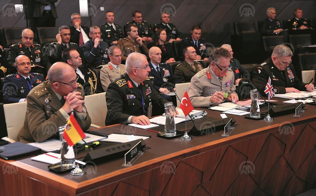 U BRISELU POČEO DVODNEVNI SASTANAK NAČELNIKA GENERALŠTABOVA NATO-A