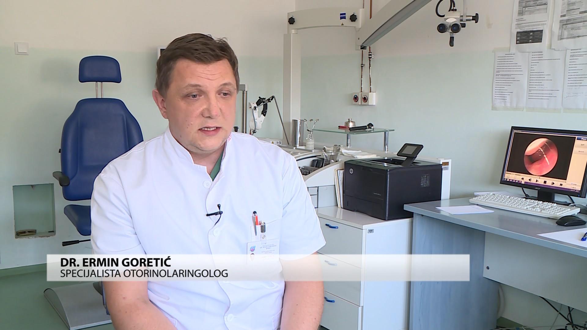 DNEVNA DOZA ZABAVE: TV ORDINACIJA - DR. ERMIN GORETIĆ