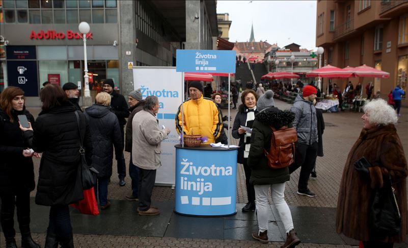 HRVATSKA: OBILJEŽEN BLUE MONDAY, NAJDEPRESIVNIJI DAN U GODINI