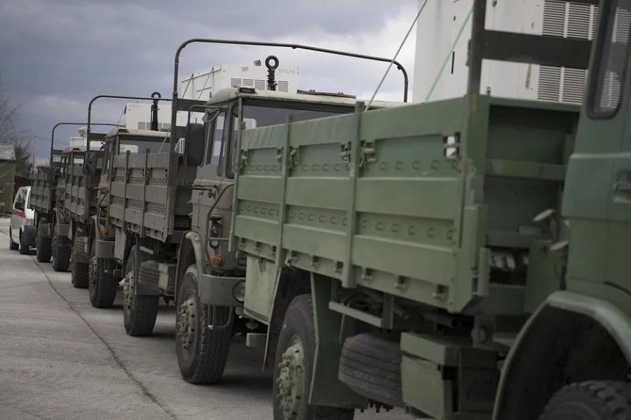 NATO DONIRAO DEVET AGREGATA ORUŽANIM SNAGAMA BIH