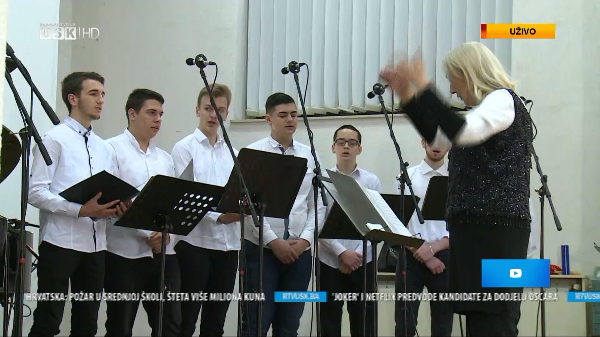 NEDJELJOM ZAJEDNO - Hor Bel Canto - Stand by me