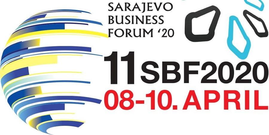 OTVORENA ONLINE REGISTRACIJA ZA 11. SARAJEVO BUSINESS FORUM (SBF)