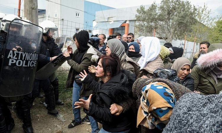 MIGRANTSKA KRIZA: GRČKA POJAČALA MJERE KONTROLE NA GRANICAMA S TURSKOM