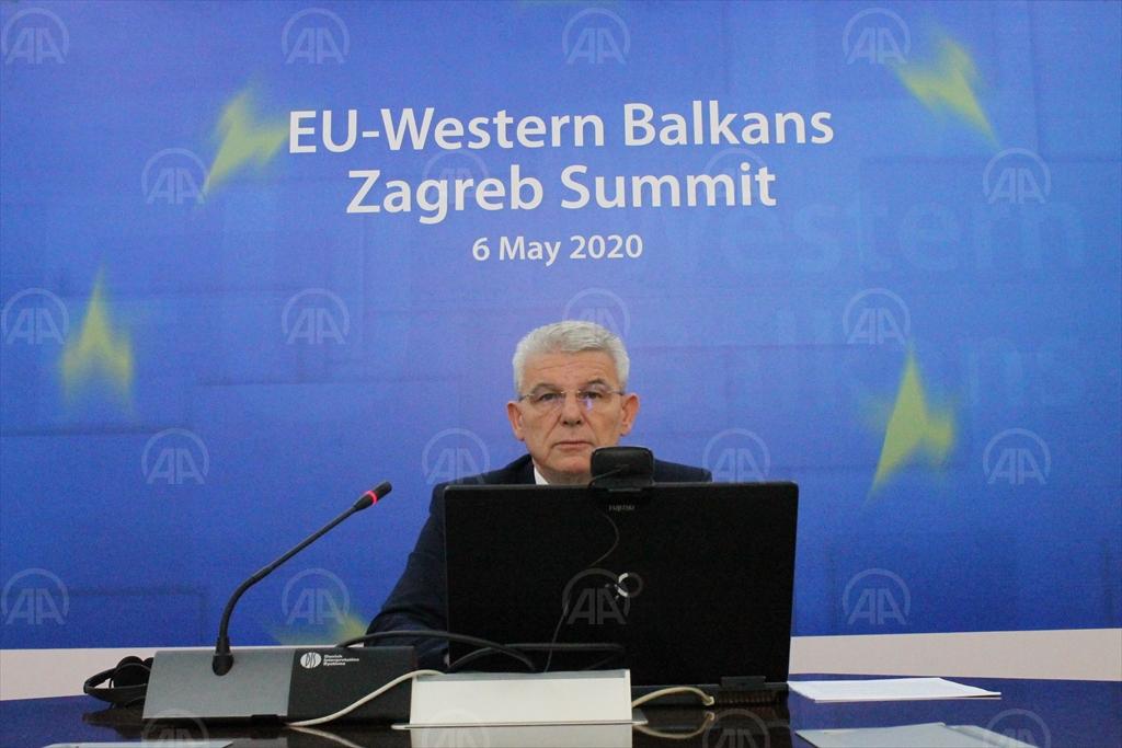 DŽAFEROVIĆ: ČLANSTVO U EU NAJVAŽNIJI STRATEŠKI PRIORITET BOSNE I HERCEGOVINE