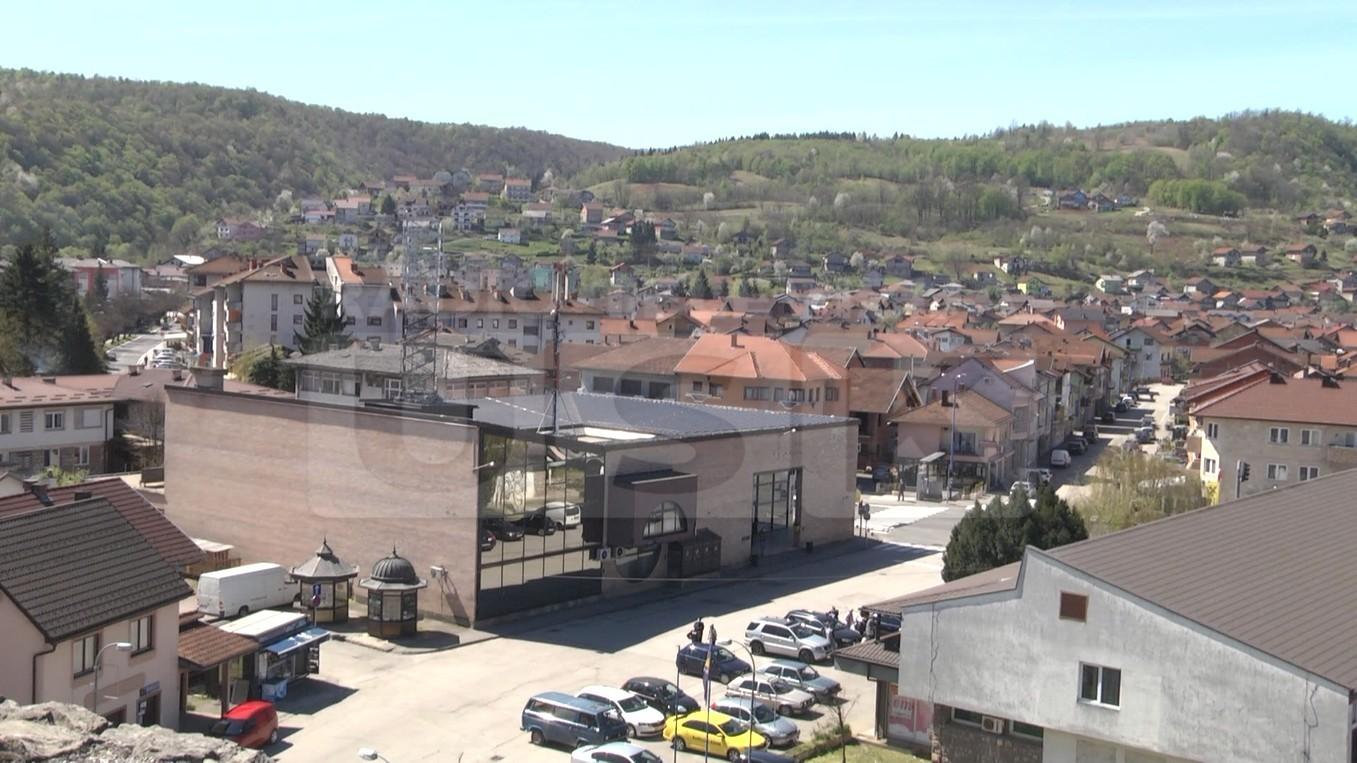 BOSANSKA KRUPA: RADOVI NA IZGRADNJI SEKUNDARNE VODOVODNE MREŽE