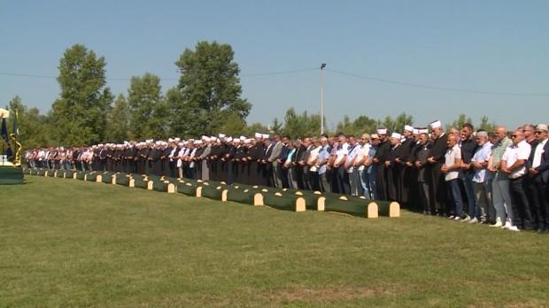 PRIJEDOR/KOZARAC: DVADESETOG JULA U MEMORIJALNOM CENTRU KAMIČANI DŽENAZA ZA ŠEST ŽRTAVA
