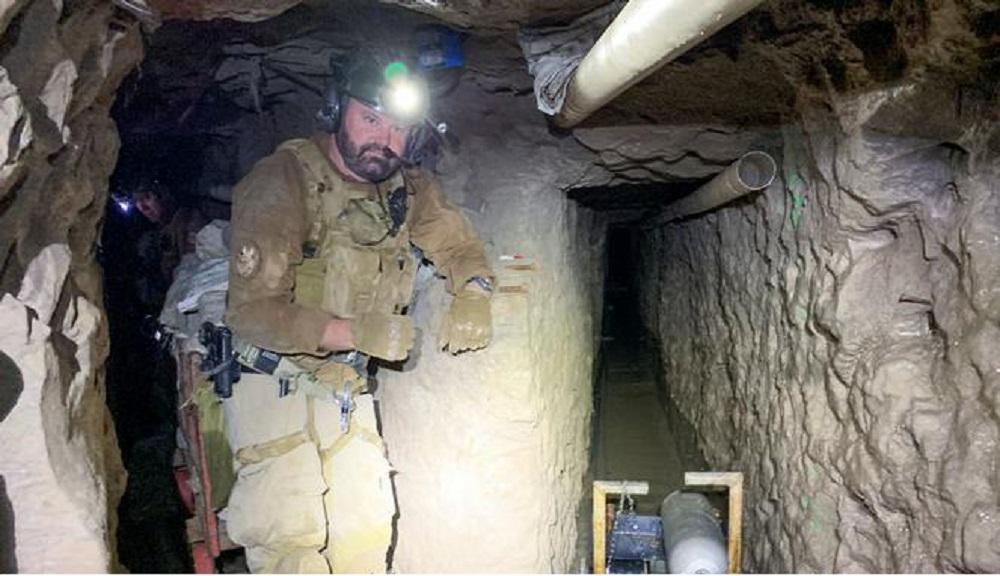 TEHNOLOŠKI NAPREDNIJI OD RANIJIH: Na granici SAD-a s Meksikom otkriven tunel!