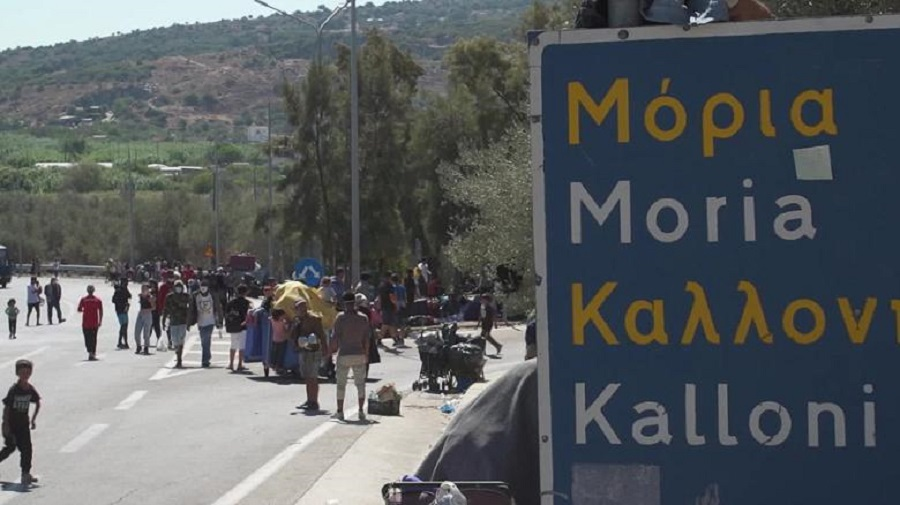 NAKON POŽARA U KAMPU MORIA: NJEMAČKA ĆE PRIHVATITI 100 DO 150 DJECE IZBJEGLICA IZ GRČKE