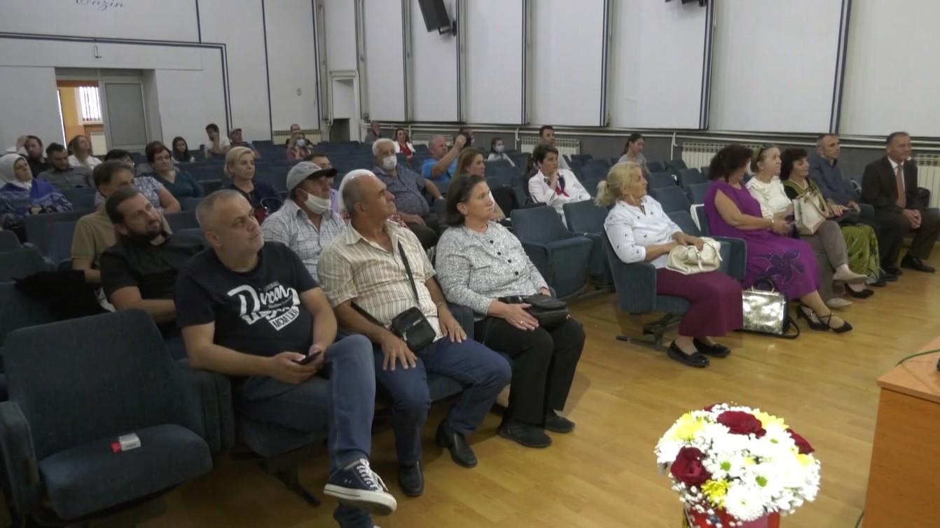KULTURNI CENTAR U CAZINU: UPRILIČENA PROJEKCIJA DOKUMENTARNOG FILMA O BOŠNJACIMA U TURSKOJ