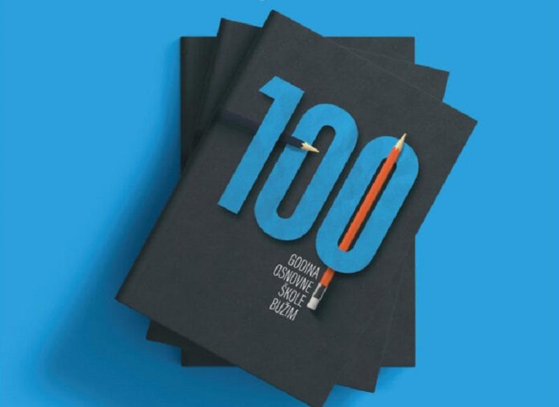 BUŽIM: NAJAVLJENA PROMOCIJA MONOGRAFIJE  - 100 GODINA OŠ BUŽIM