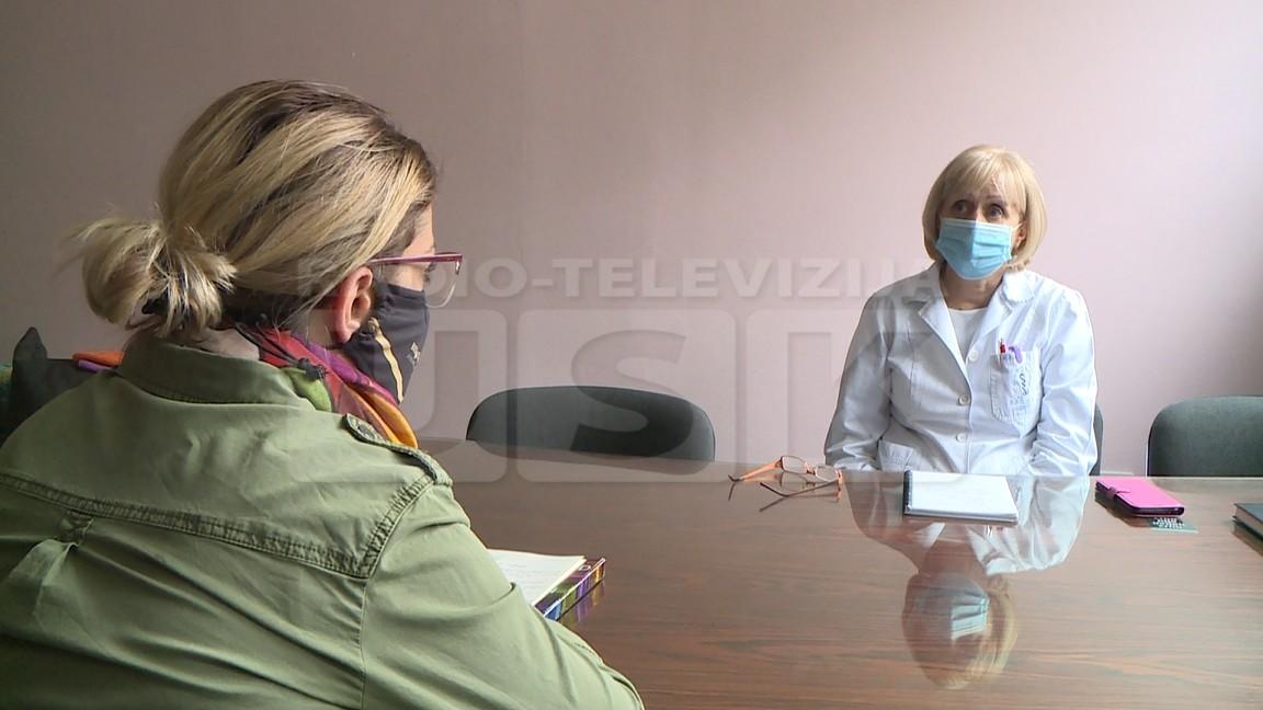 INFEKTIVNI ODJEL KANTONALNE BOLNICE -  28 HOSPITALIZIRANIH PACIJENATA