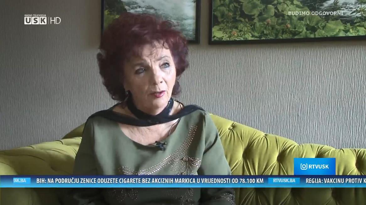 NEDJELJOM ZAJEDNO: GOŠĆA KADIRA ČANO, INTERPRETATORKA SEVDAHA
