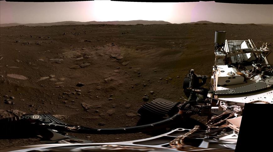NASA OBJAVILA PRVI SNIMAK IZ KRATERA