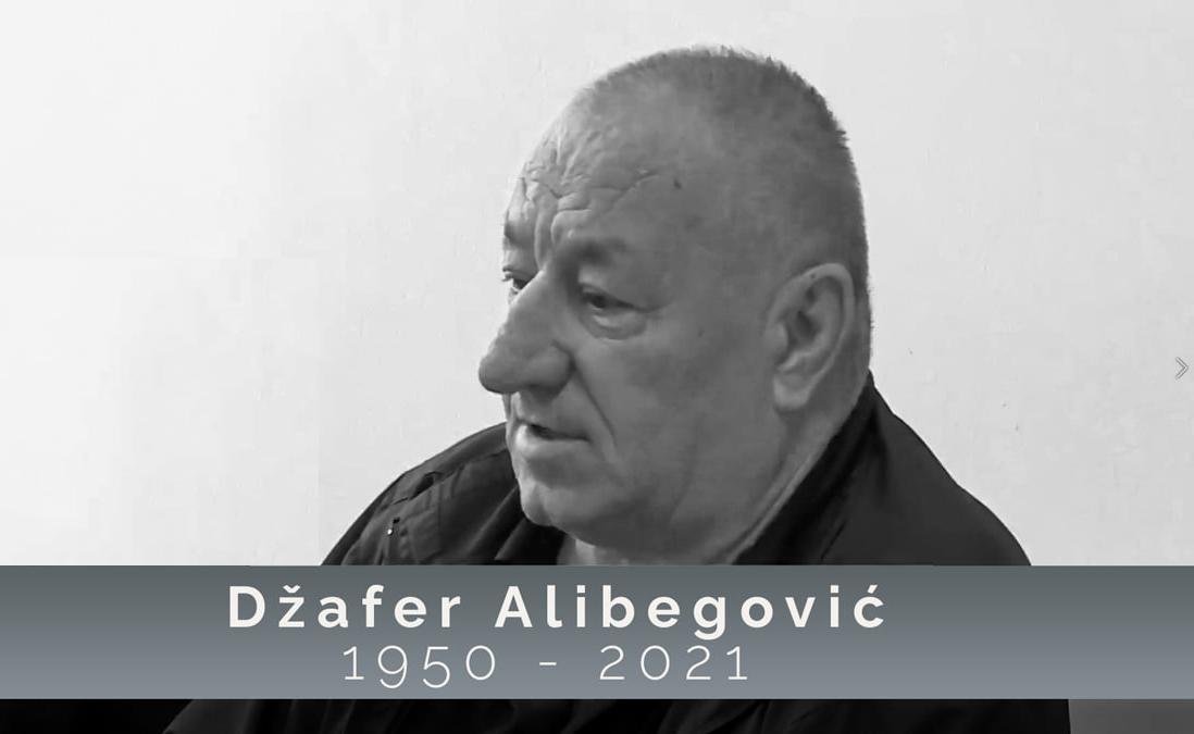 IN MEMORIAM: DŽAFER ALIBEGOVIĆ (1950 - 2021)