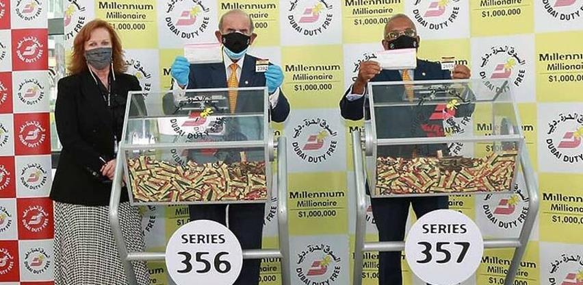 BOSANAC OSVOJIO MILION DOLARA U DUBAIJU