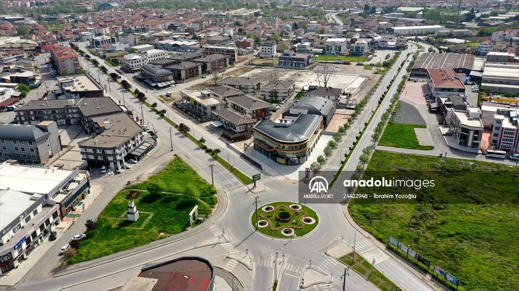 TURSKA: ULICE I ŠETALIŠTA PUSTI ZBOG POTPUNOG ZATVARANJA ZBOG COVID-19