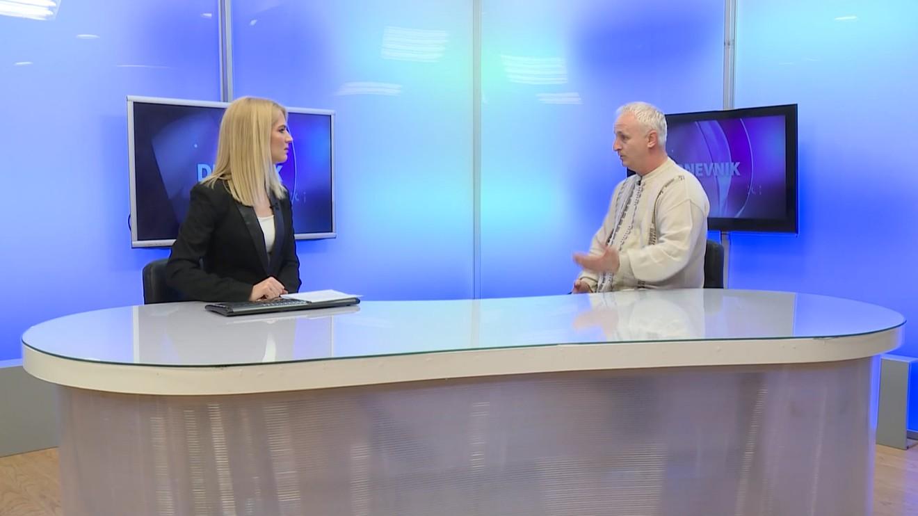 GOST TV DNEVNIKA S POVODOM: SENUDIN SAFIĆ, PREDSJEDNIK KLUBA NOVINARA USK