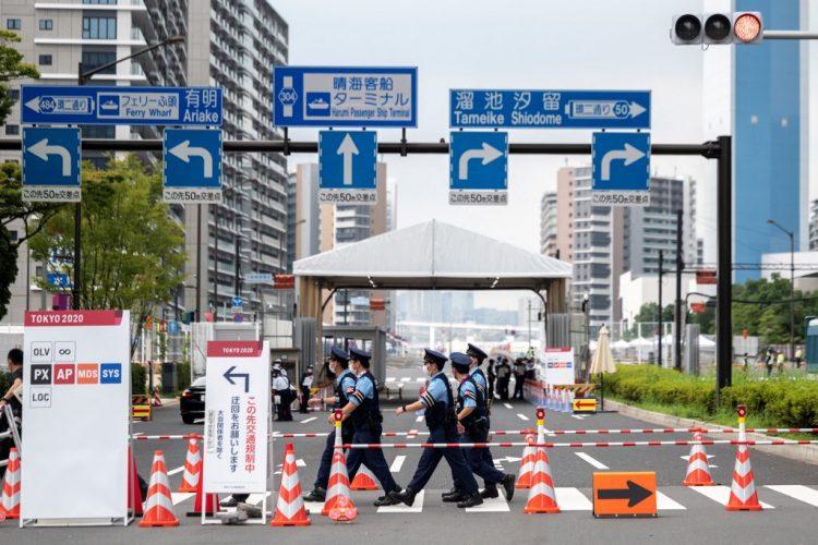 SLUŽBENO OTVORENO OLIMPIJSKO SELO U TOKIJU
