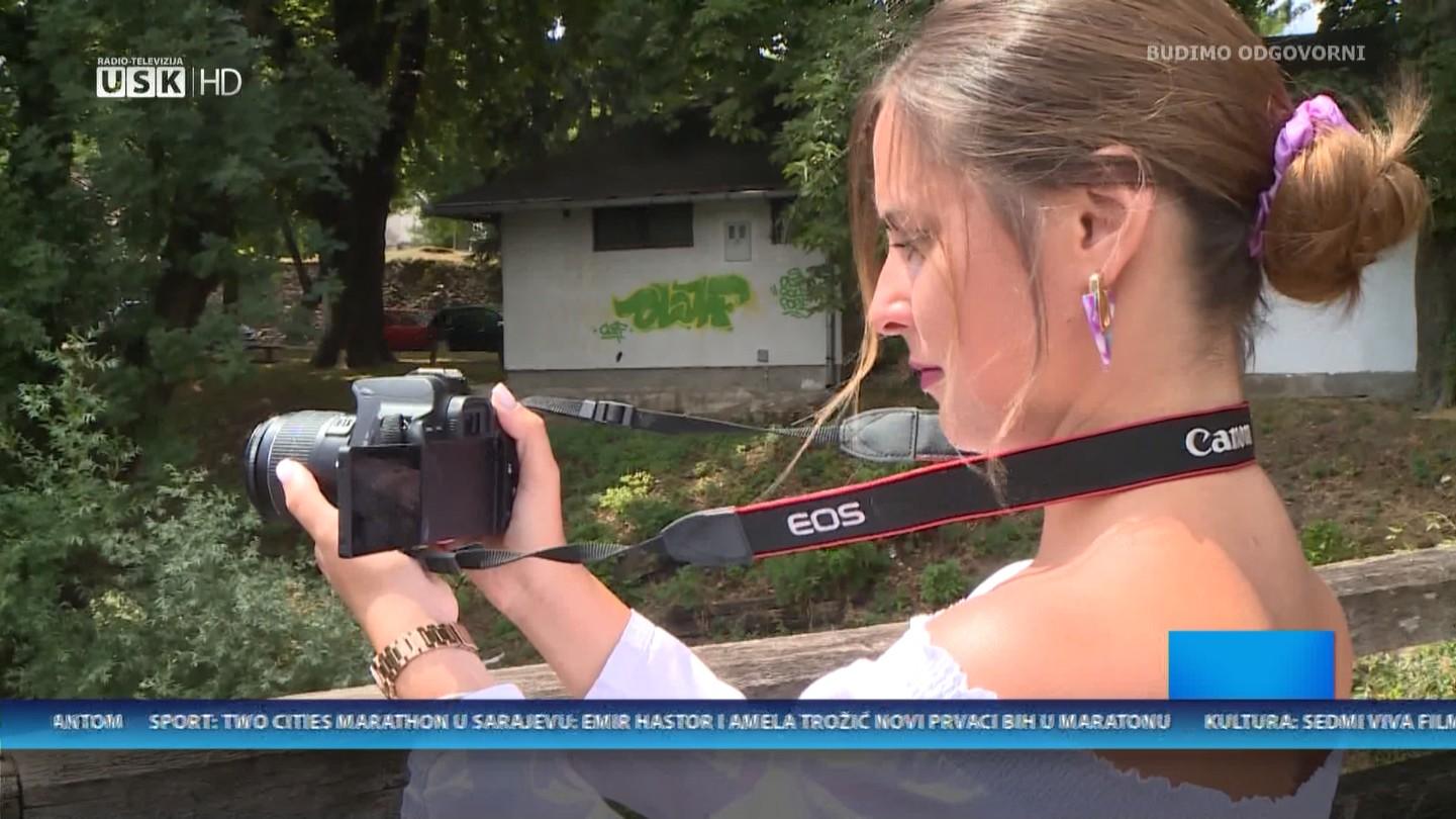 NEDJELJOM ZAJEDNO: IMAN ZULIĆ, MLADA FOTOGRAFKINJA
