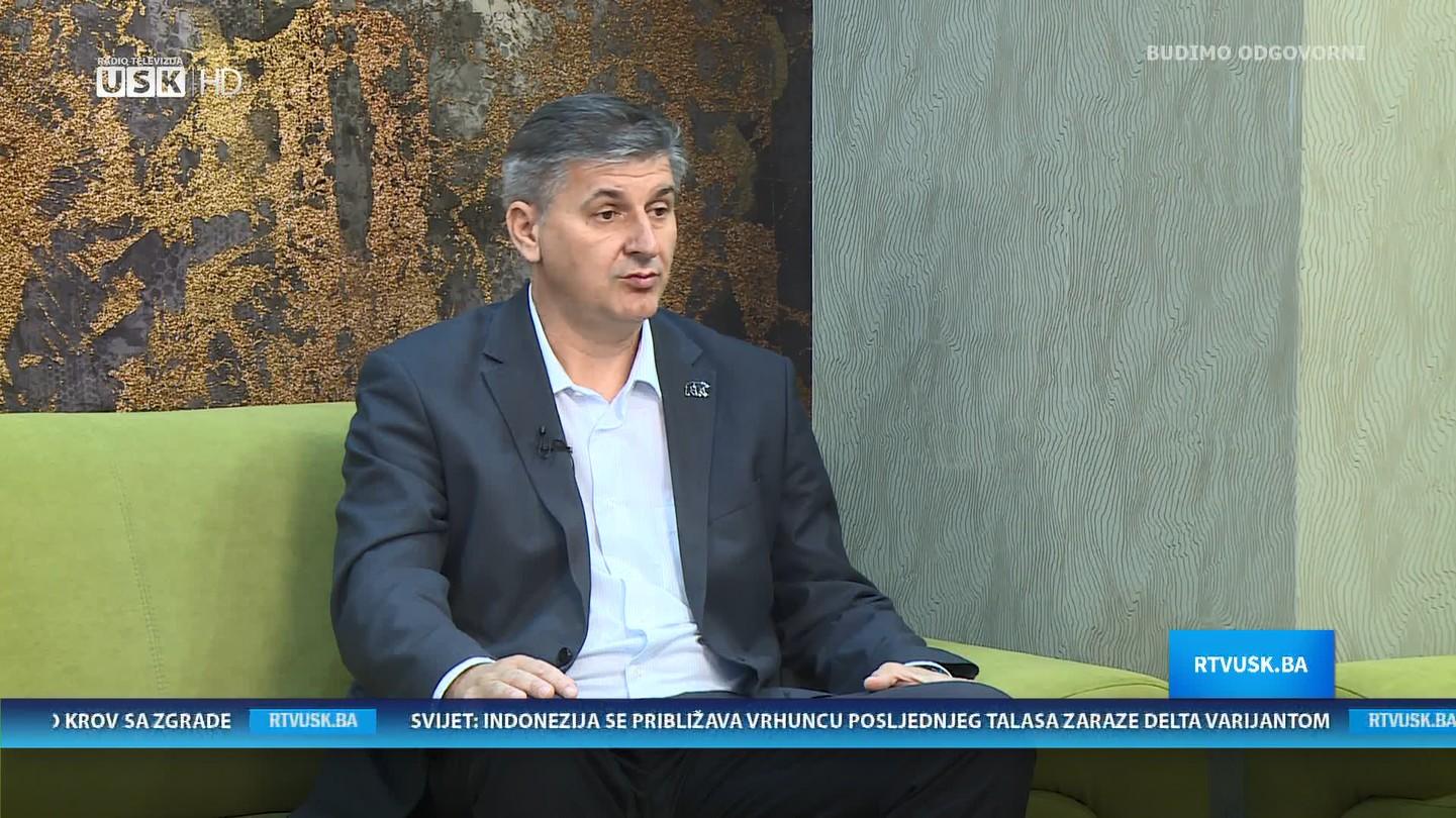 NEDJELJOM ZAJEDNO – GOST: AMARILDO MULIĆ, DIREKTOR JP 'NACIONALNI PARK UNA'