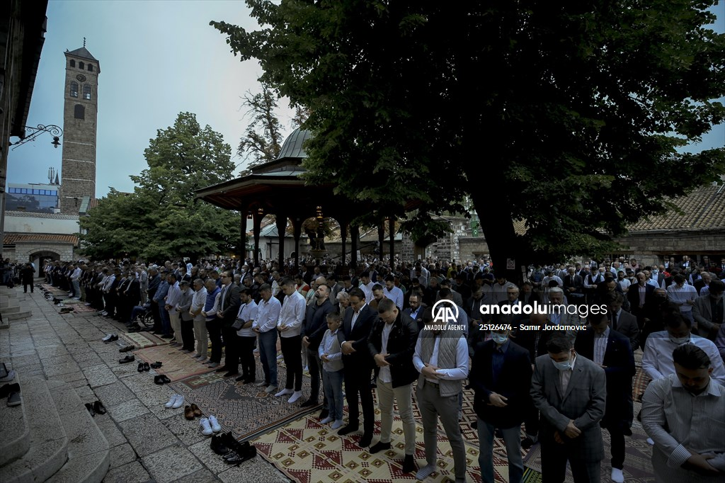 MUSLIMANI DANAS OBILJEŽAVAJU JEDAN OD NAJRADOSNIJIH VJERSKIH BLAGDANA, KURBAN-BAJRAM