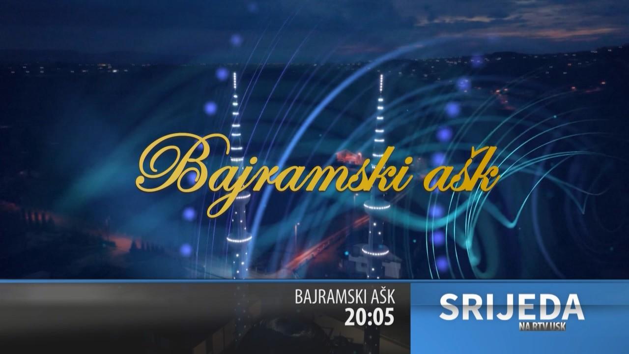 BAJRAMSKI AŠK - SPECIJALNI PROGRAM RTV USK, UŽIVO SA STAROG GRADA U BOSANSKOJ KRUPI