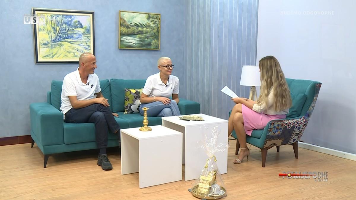 POSLIJEPODNE UZ RTV USK - GOSTI: MARIJA I ISMAR BAHIĆ, REKREATIVCI