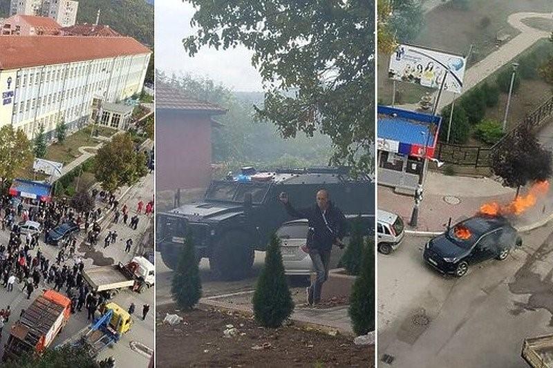 NEREDI NA KOSOVU: POLICIJA UPALA U APOTEKU PA NASTAO SUKOB S GRAĐANIMA