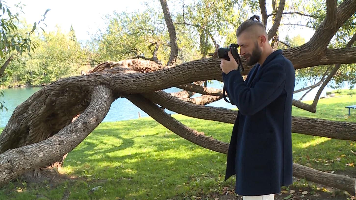 POSLIJEPODNE UZ RTV USK: BIHAĆKI VIDEOGRAF SEAD OKIĆ, DOBITNIK WEDISSON NAGRADE
