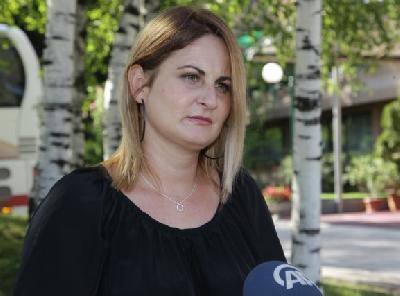 Lejla Čengić, glasnogovornica Instituta za nestale BiH