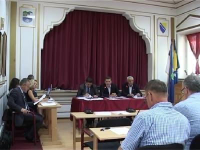 Prekinuta redovna 40. sjednica OV Bosanska Krupa