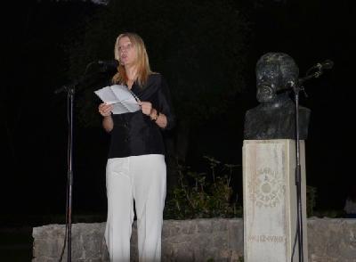 """Ministrica Dilberović: """"Slovo Gorčina"""", duhovno povezivanje prožeto zajedništvom"""