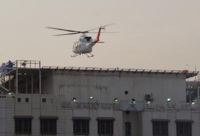Povrijeđene i helikopterima prevoze do bolnica