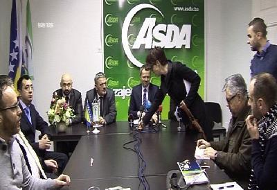 Press A SDA BiH u Sarajevu