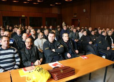 Pripadnici 'Kumanovske grupe' optuženi za terorizam
